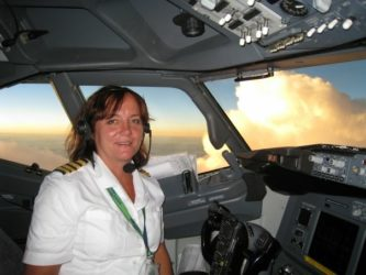 CAPTAIN LIZ JENNINGS CLARK